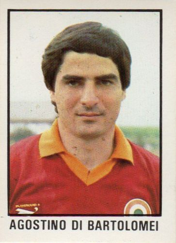 1981/82 Calcioflash, Agostino Di Bartolomei