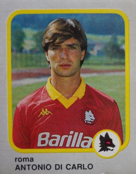 1985/86, figurine Flash - Antonio Di Carlo